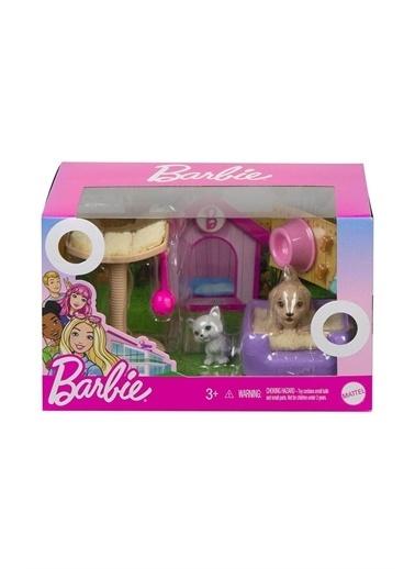 Barbie Kırtasiye Seti Renkli